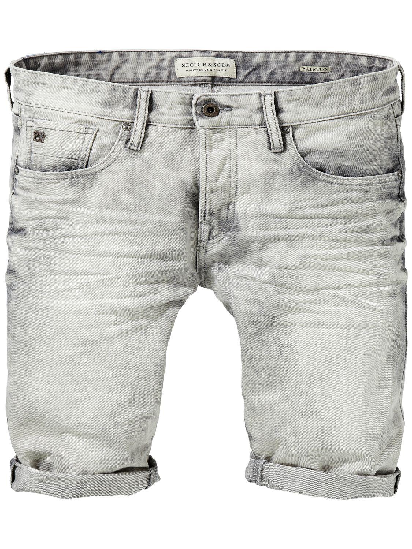 DENIM - Denim shorts Scotch & Soda VyHS2KEsYM
