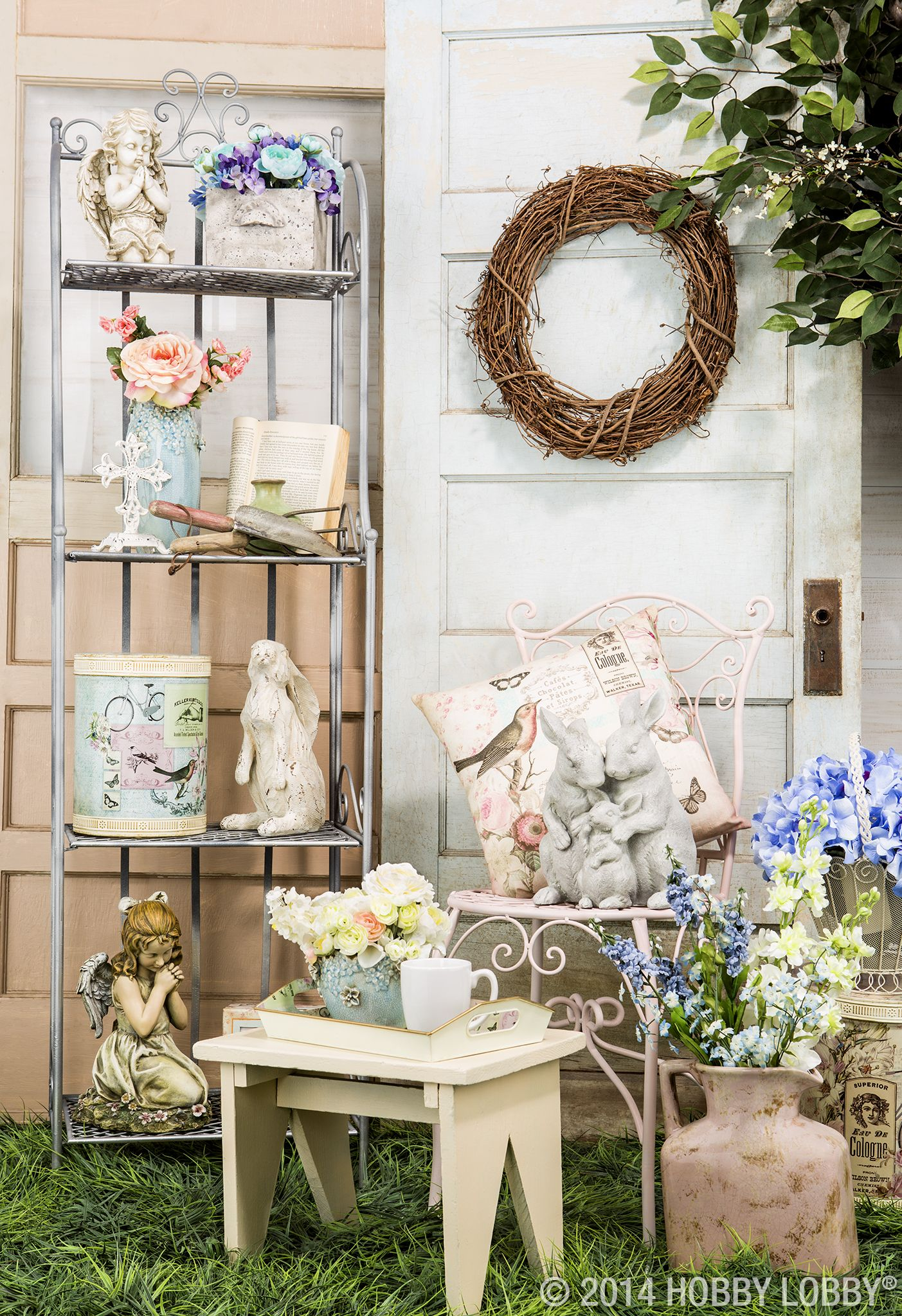 Another reason to love spring? Our Soft Spoken decor collection.