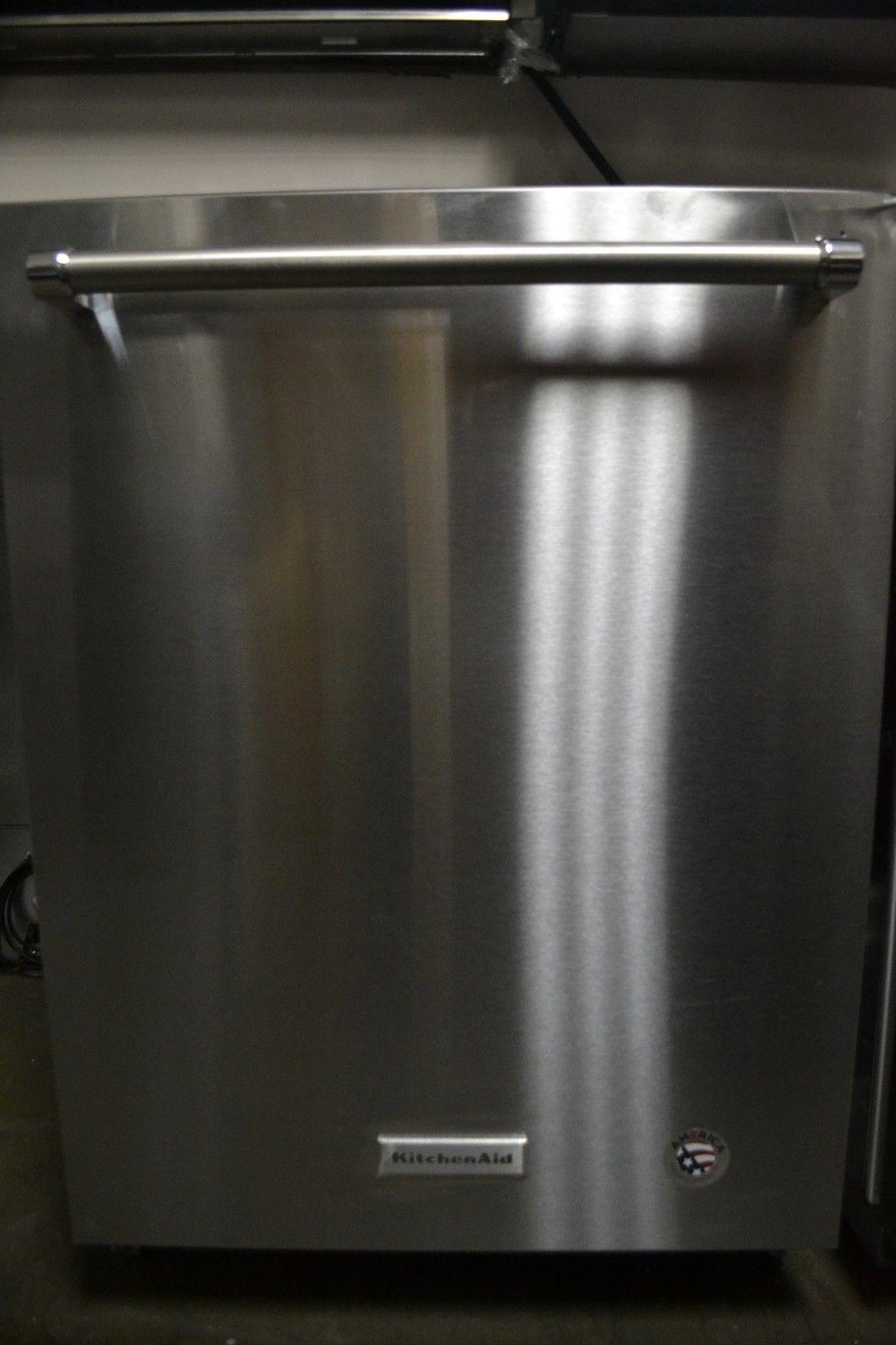 where are kitchenaid dishwashers built