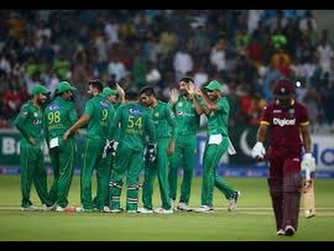 Pakistan Vs West Indies 4th T20 Full Match Highlights Hd 1080p More Info On Https 1 W W Com Bowling Pakistan Vs West Indies 4th T20 Full Match Highlights