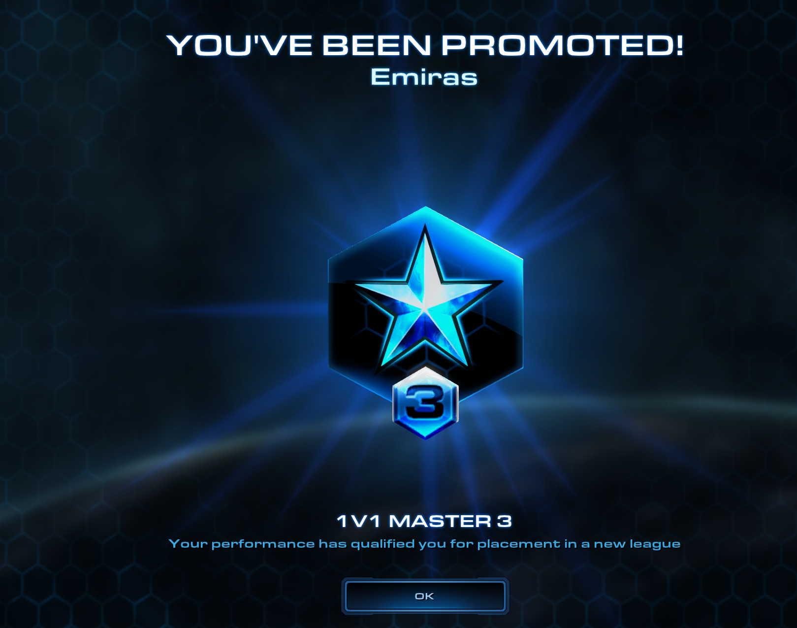 Finally Have Been Playing On And Off Since Release And Decided To Push For It Wow Games Starcraft Starcraft Starcraft Stars Craft Getting Old