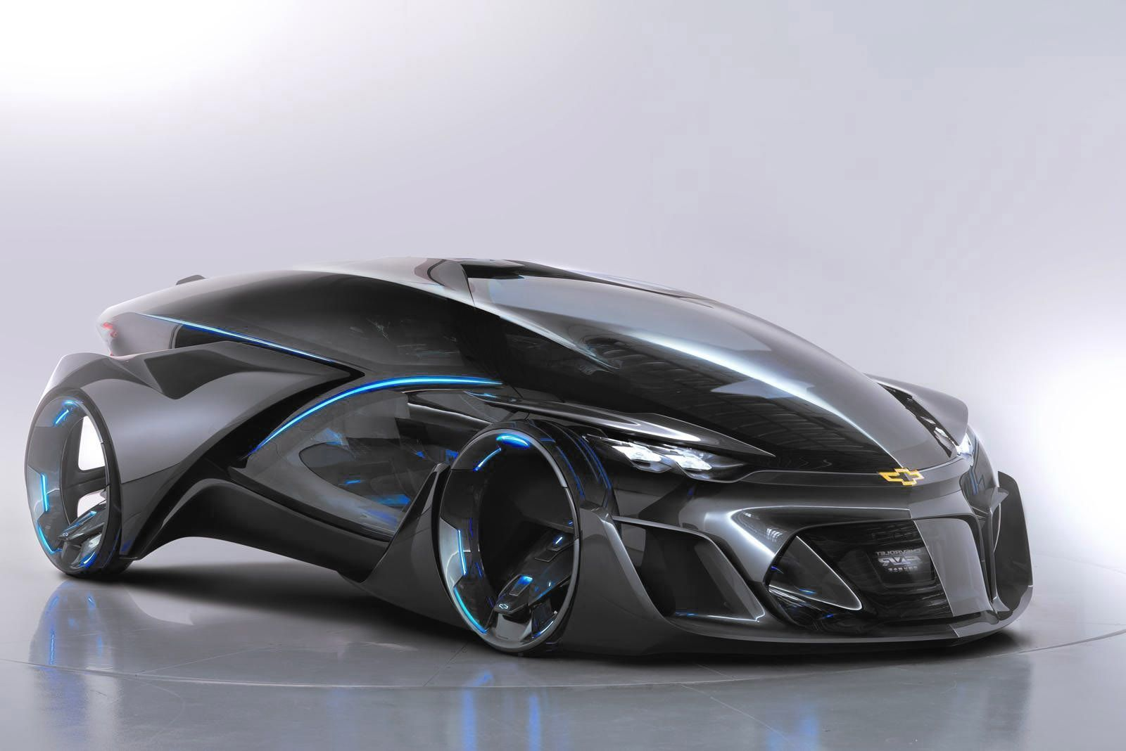 Chevrolet fnr concept car wallpaper hd detail carswall net