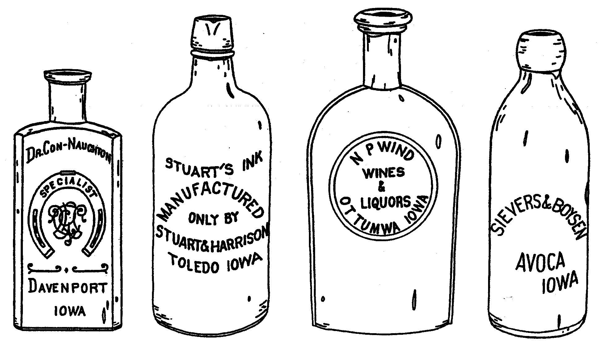 Milk Bottle Wedding Invitation Inspiration
