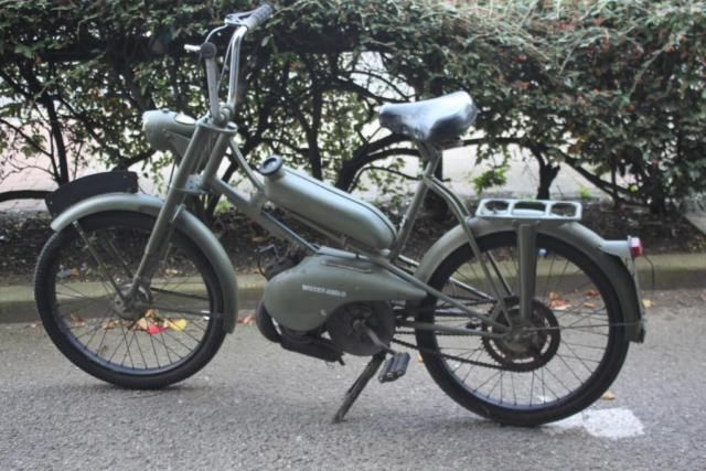 Auto Vap Scooter Moped Rare Classic Vintage Restoration Project 1960 For Sale Wood Green London United Kingdom Automotoc Moped Classic Motorcycles Vintage