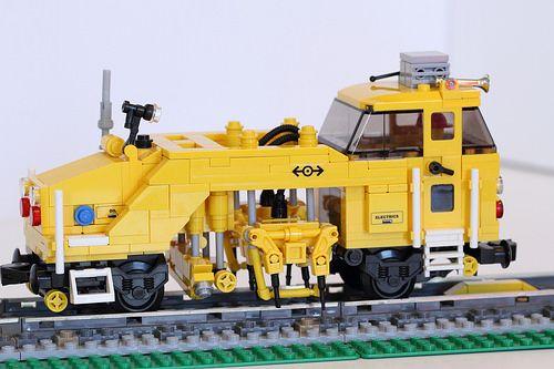 lego moc train - Google Search   Trains   Lego trains, Lego