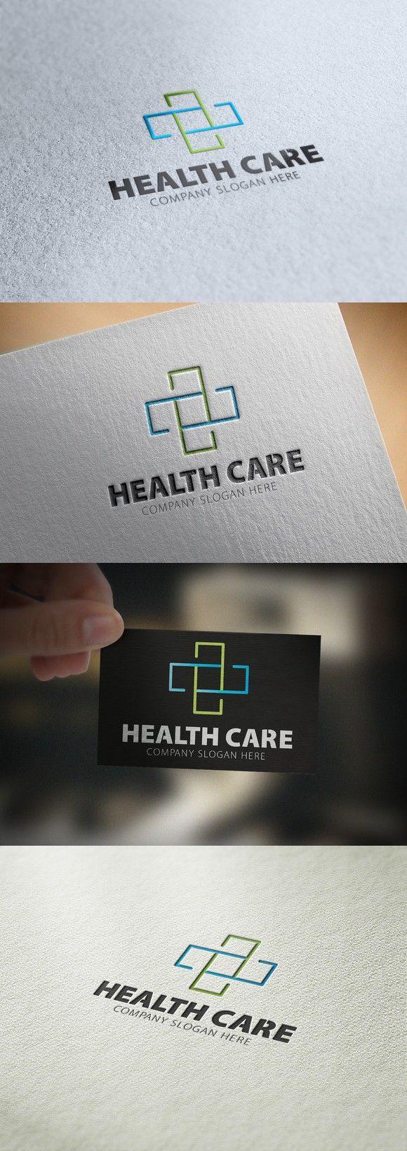 Health Care Logo Logos farmacia, Farmacia, Logotipos