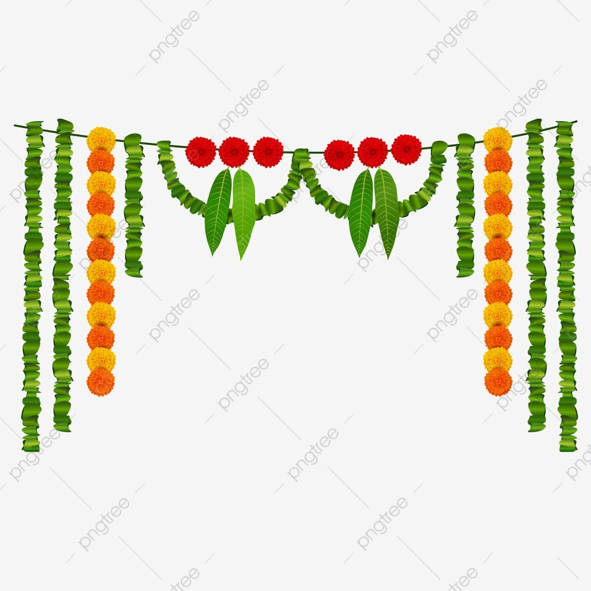 Mango Garland Marigold Garland Garland Wedding Garland Ugadi Garland Png And Vector With Transparent Background For Free Download In 2021 Flowers Black Background Wedding Photography Album Design Photoshop Backgrounds Free