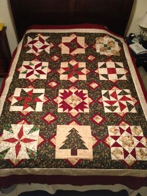 Neighborhood Quilt Club: Christmas Quilt Top Done   quilting ... : top quilting blogs - Adamdwight.com