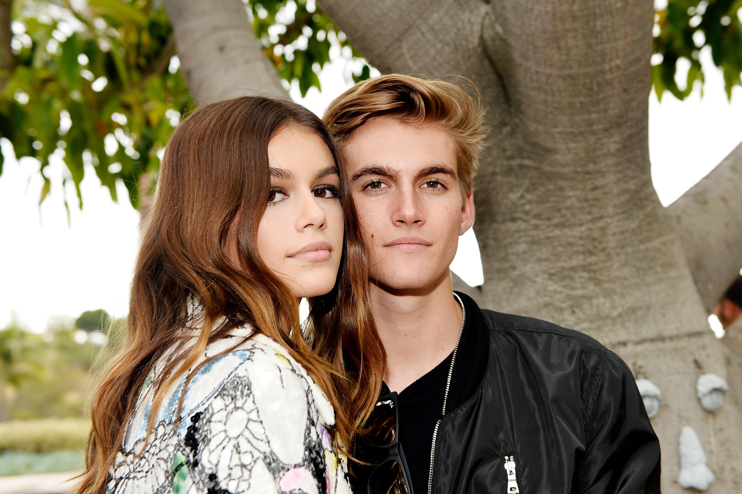 Cindy Crawford's son just got a tattoo of his sister's