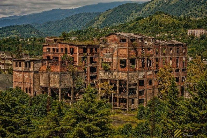 Абхазия сегодня фото до и после для этого