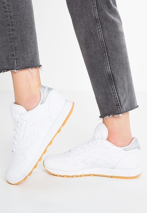 best sneakers b4c0c dd4b6 Reebok Classic CLASSIC - Tenisówki i Trampki - white za 379 zł (09.03.17)  zamów bezpłatnie na Zalando.pl.