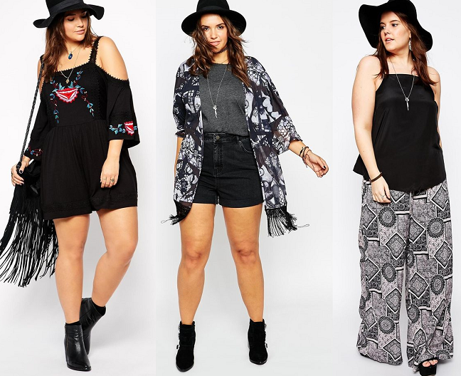 f46f17aafbb Shapely Chic Sheri  Trend to Try - Boho Chic (Plus Size)