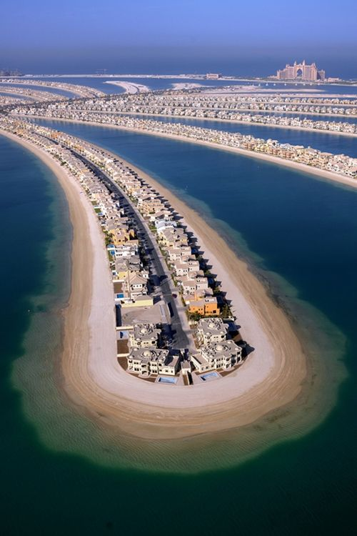 Interesting Facts About The Palm Islands In Dubai | Magnificent Views | Dubai travel, Dubai city ...
