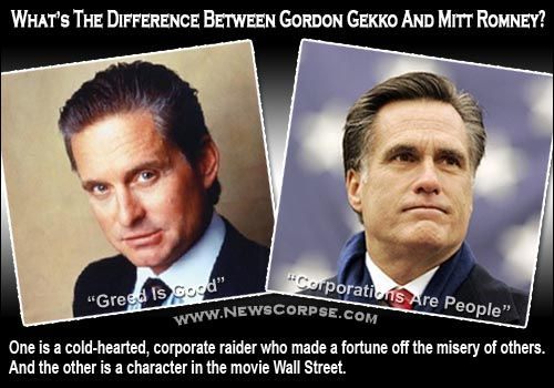 Romney & Gekko