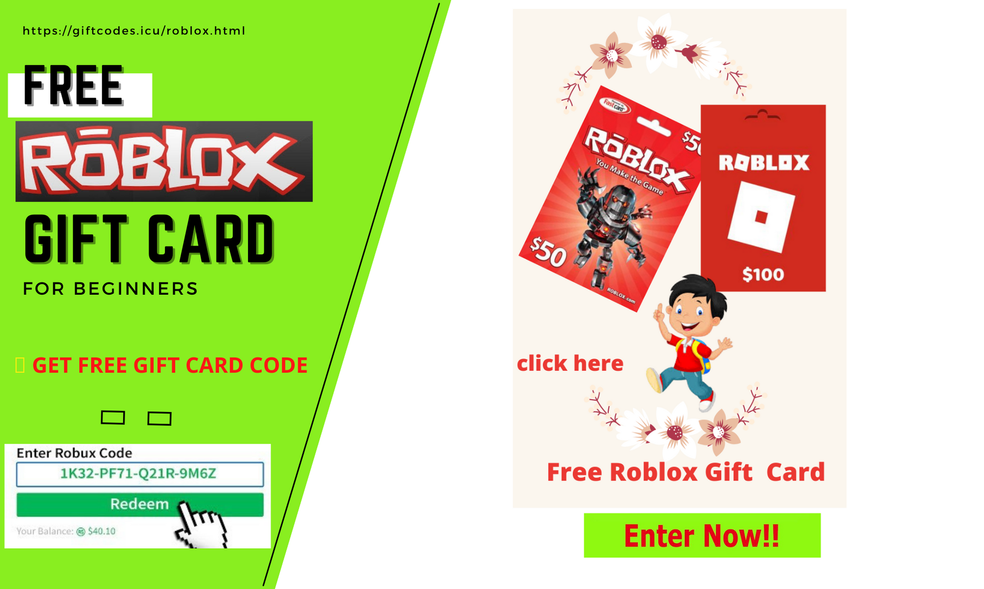 Pin on Free Roblox Gift Cards