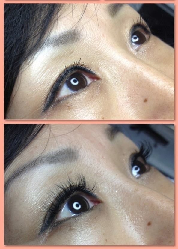 ASIAN EYES DIFFERENCE! With Lash Extensions or Strip ...