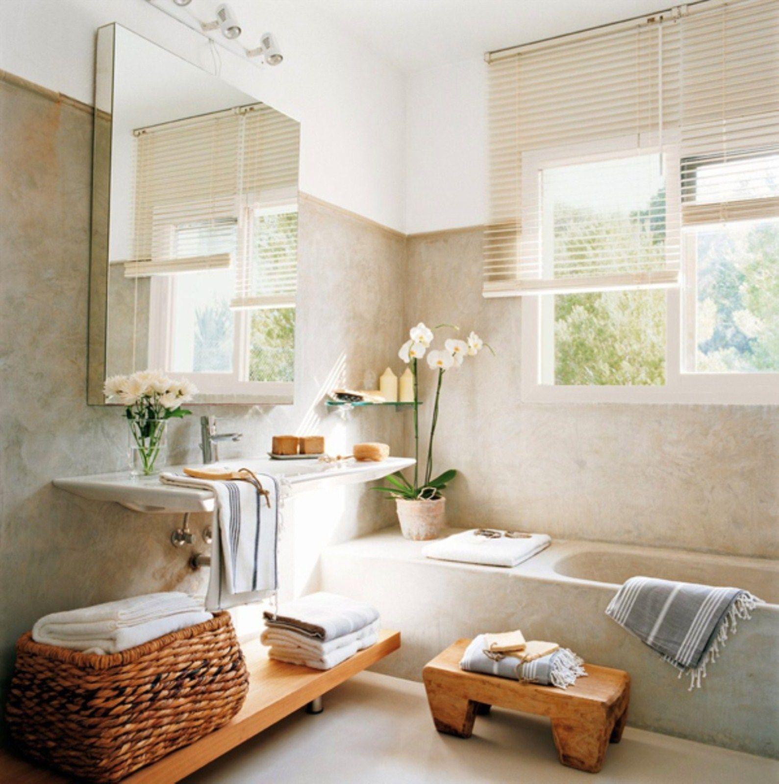 Tropical Bathroom Ideas Excellent Darkslategray Tropical Bathroom ...