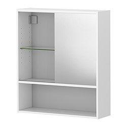 Kylpyhuoneen säilytys - Korkeat kaapit   Peilikaapit - IKEA ... ce0c300c44