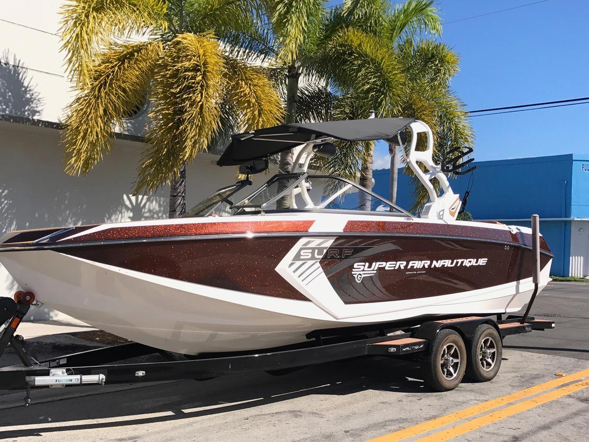 2017 Super Air Nautique G25 Coastal Edition Boat