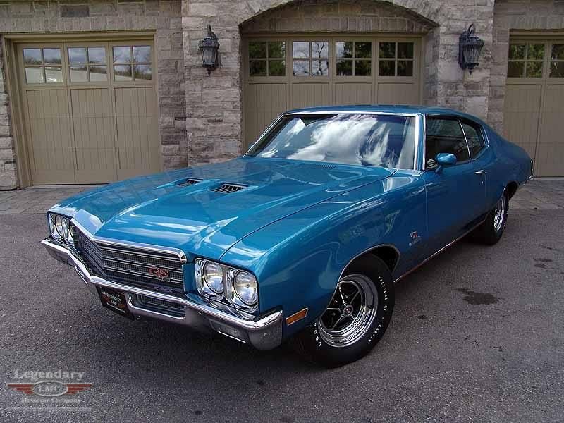 1971 buick gs 455 stage 1 | buick | pinterest | buick, muscle cars