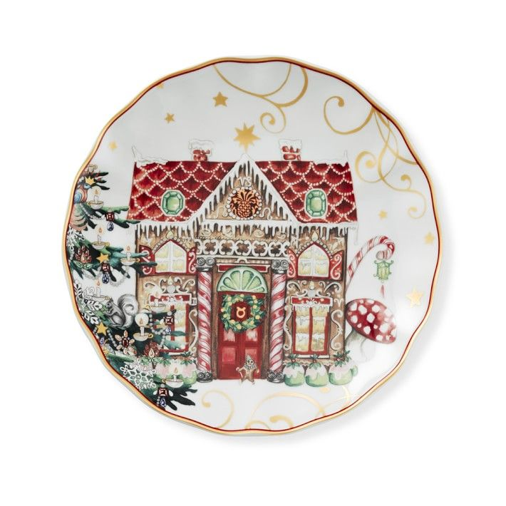 u0027Twas The Night Before Christmas Dinnerware Collection  sc 1 st  Pinterest & Twas The Night Before Christmas Dinnerware Collection | Dinnerware ...