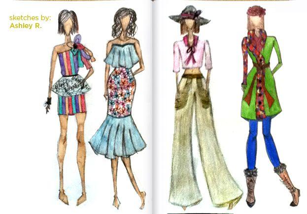 About Site Map Fashion Illustration Fashion Sketches Fashion