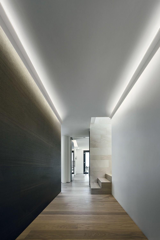 Indirekte Beleuchtung Im Flur Stilvolle Ideen Fur Subtile Flurbeleuchtung Indirekte Beleuchtung Flurbeleuchtung Und Beleuchtung