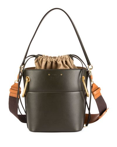 d72cefe3918e0 Roy Medium Smooth Leather Bucket Bag in 2019 | Products | Bucket bag ...