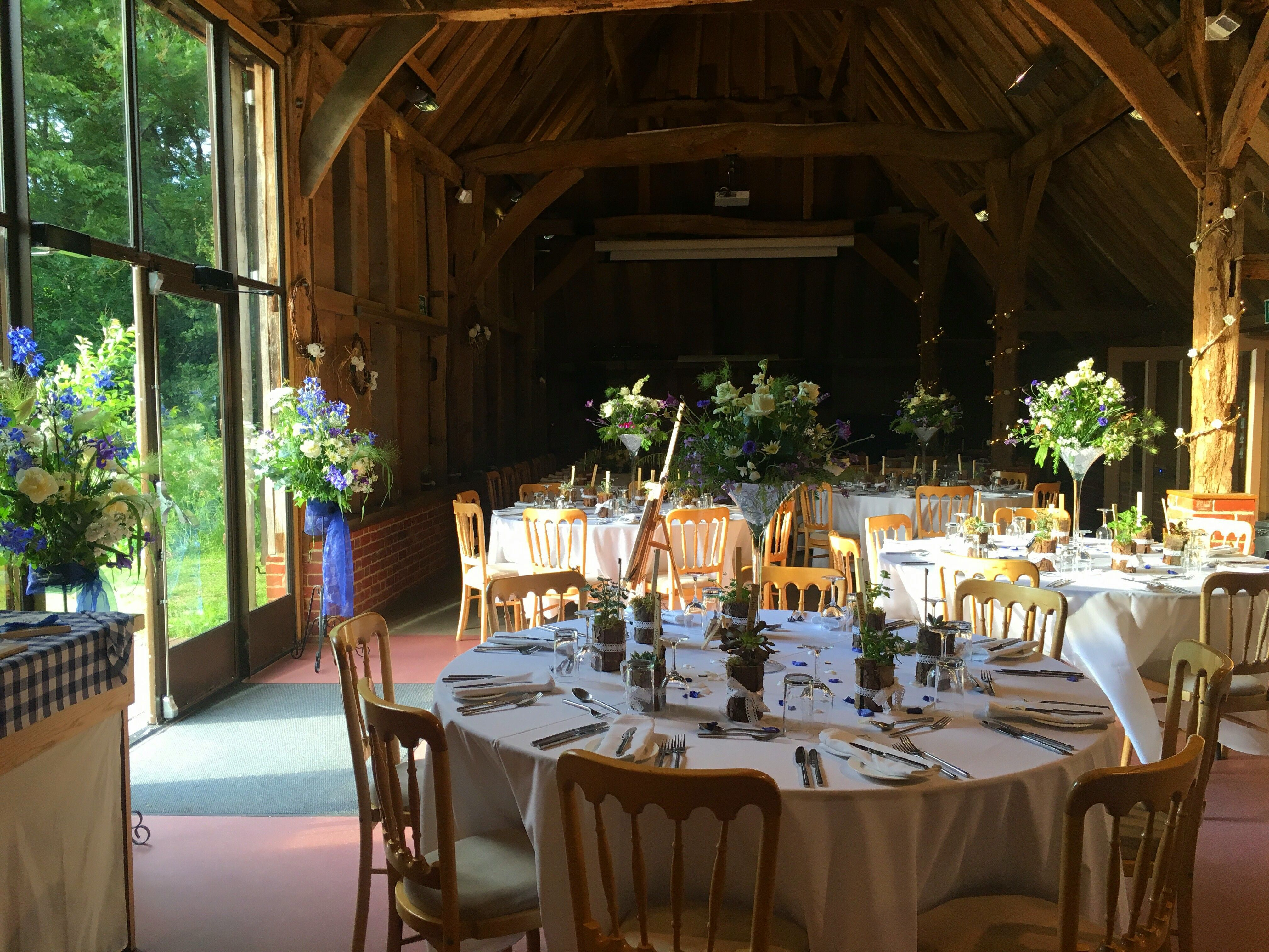 Gilbert Whites House Is A Barn Wedding Venue Near Alton Hampshire Free Spirited And