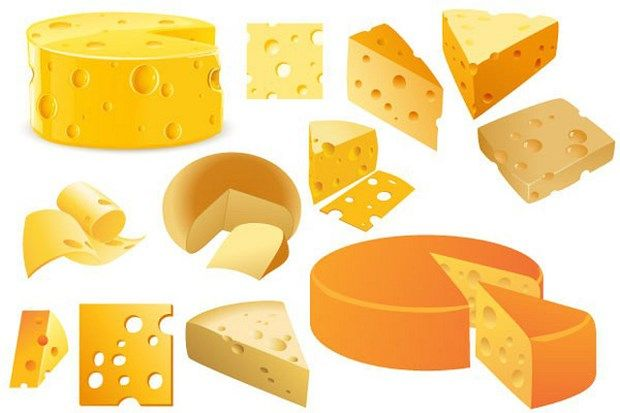 35 Free Food Vector Collections Cheese Drawing Vector Art Illustration Clip Art
