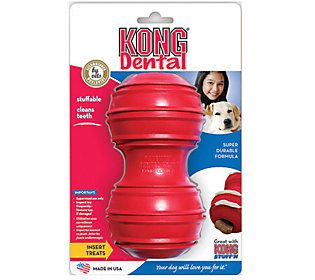 Deluxe Dental Kong Extra Large Dog Toy