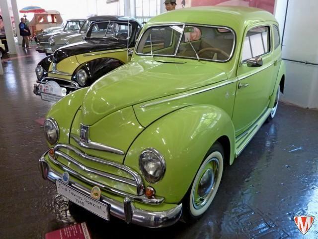 Ford Taunus Buckel Www Classic Mobiles Com