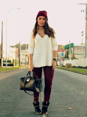 Mondaytofriday Outfit urbano Otou00f1o 2012. Combinar Jersey ...