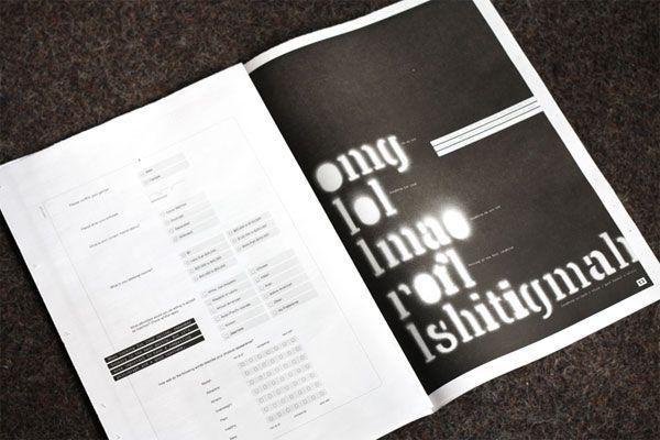 template zine zine print layout best templates. Black Bedroom Furniture Sets. Home Design Ideas