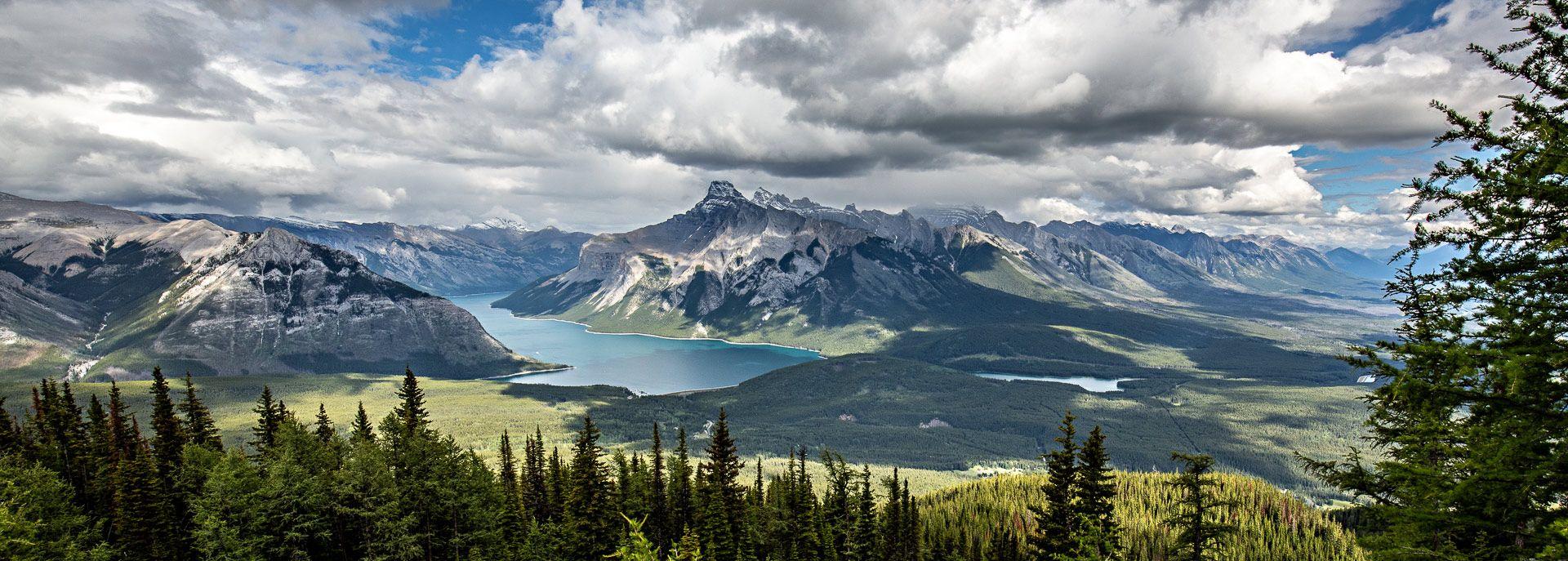 Visiter le parc national de Banff les incontournables