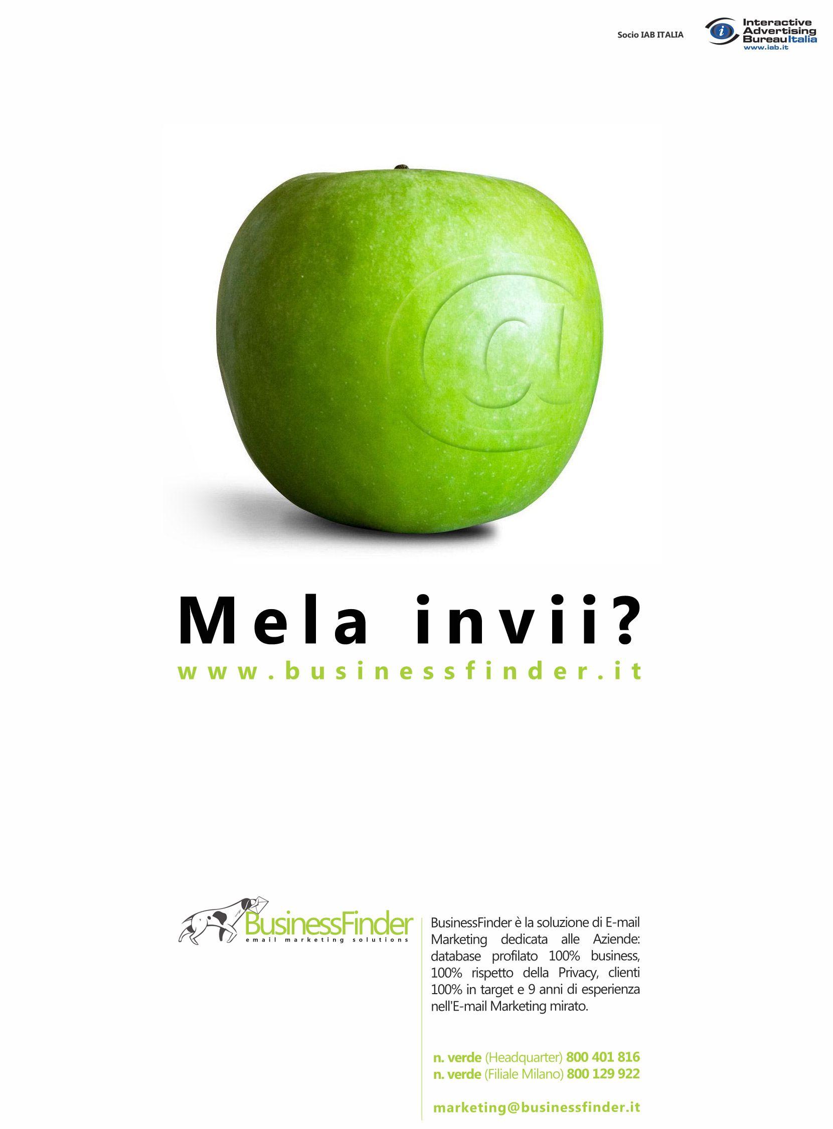 Pubblicità su Netforum in occasione di Iab Forum Milano 2008