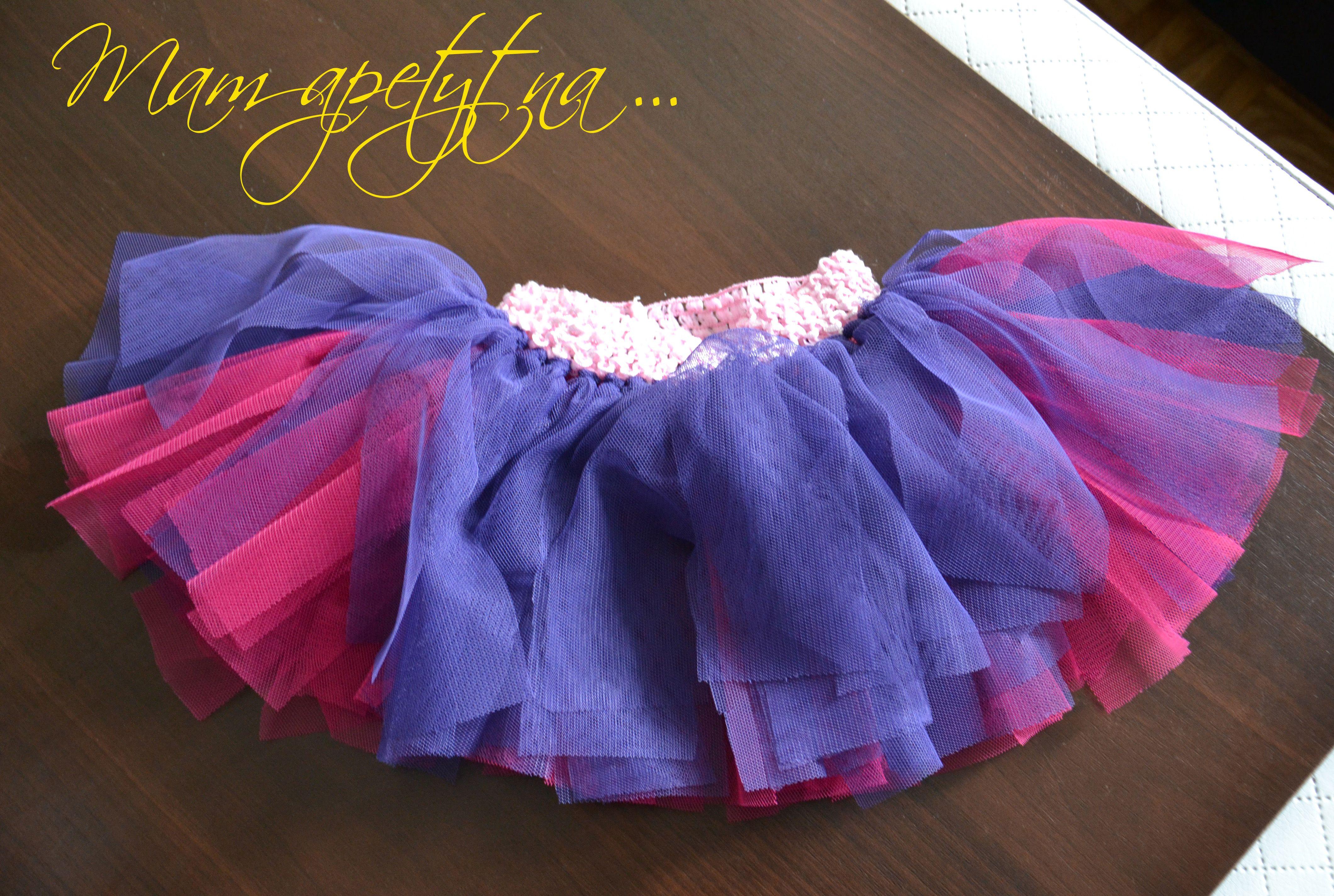 Spodnica Tutu Bez Szycia Flower Girl Dresses Flower Girl Girls Dresses