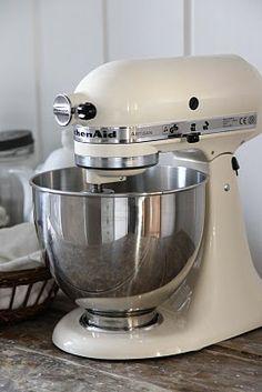 kitchenaid mixer white mini - Google Search