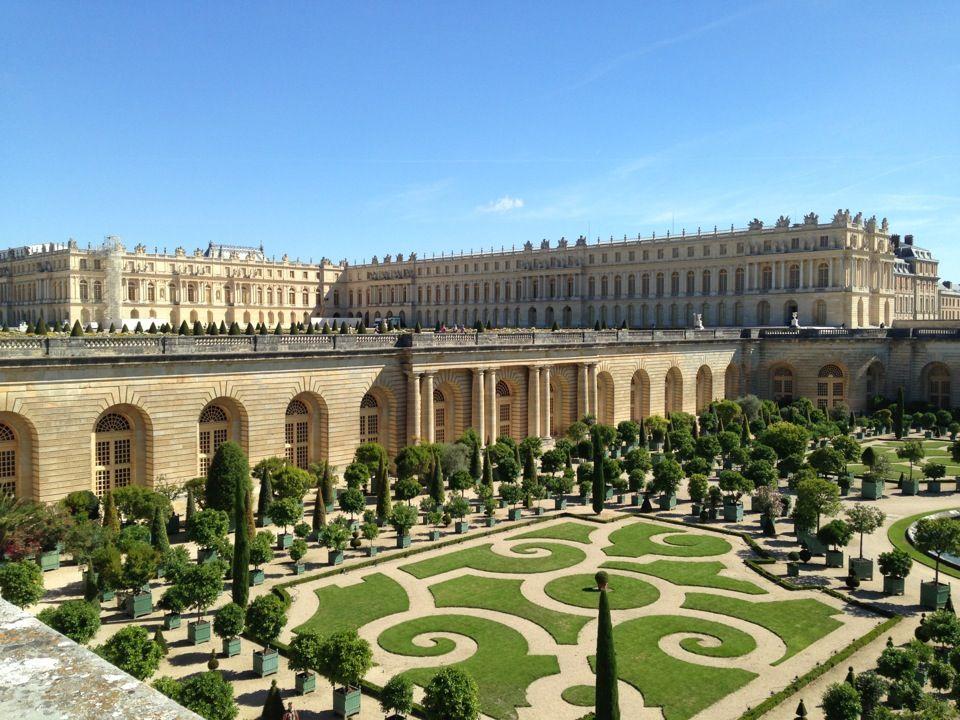 Versailles Jardin The Gardens At Versailles Were Phenomenal With Images Modern Landscaping Beautiful Gardens Versailles