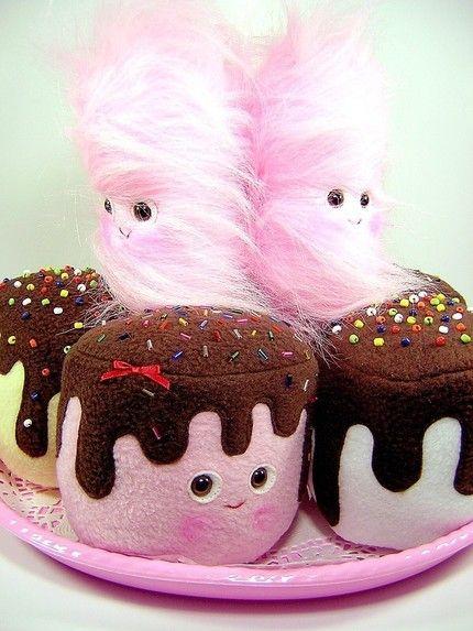 Plush Food Toys : Cutest food plush ever stuffed animals pinterest