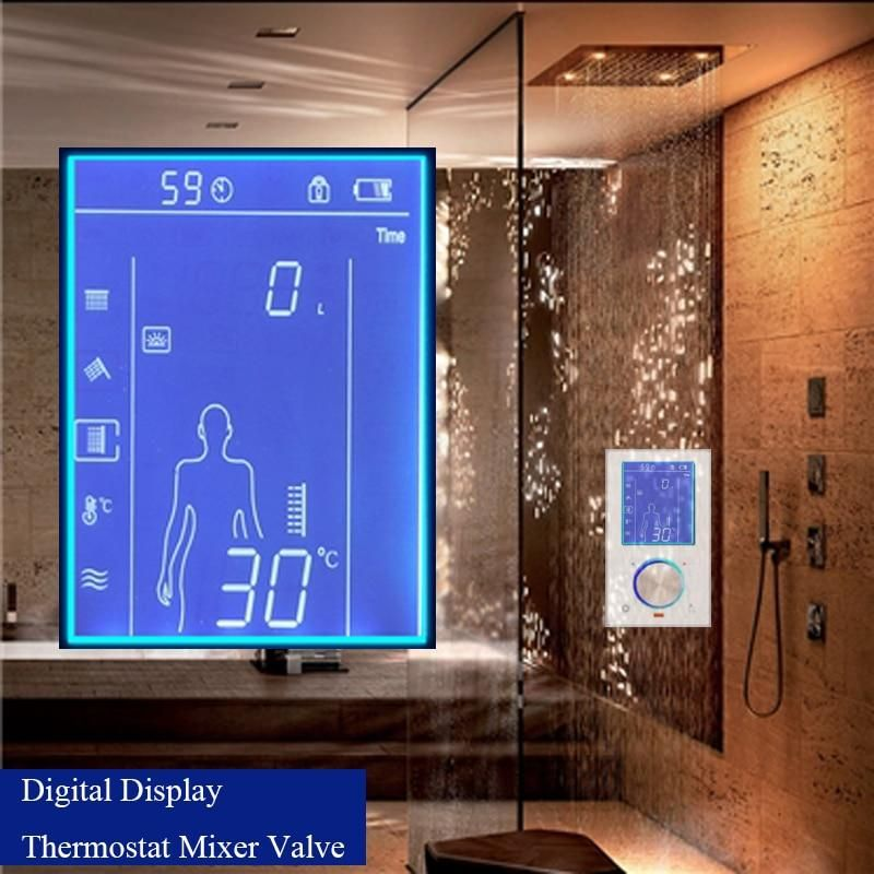 Pin by ozsmartbuyz on smart home shower systems shower