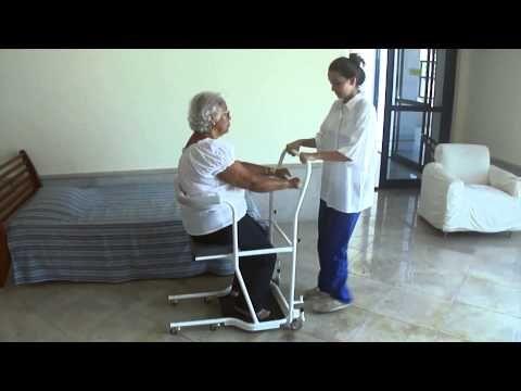 Cadeira Multiuso TRANSFER - YouTube