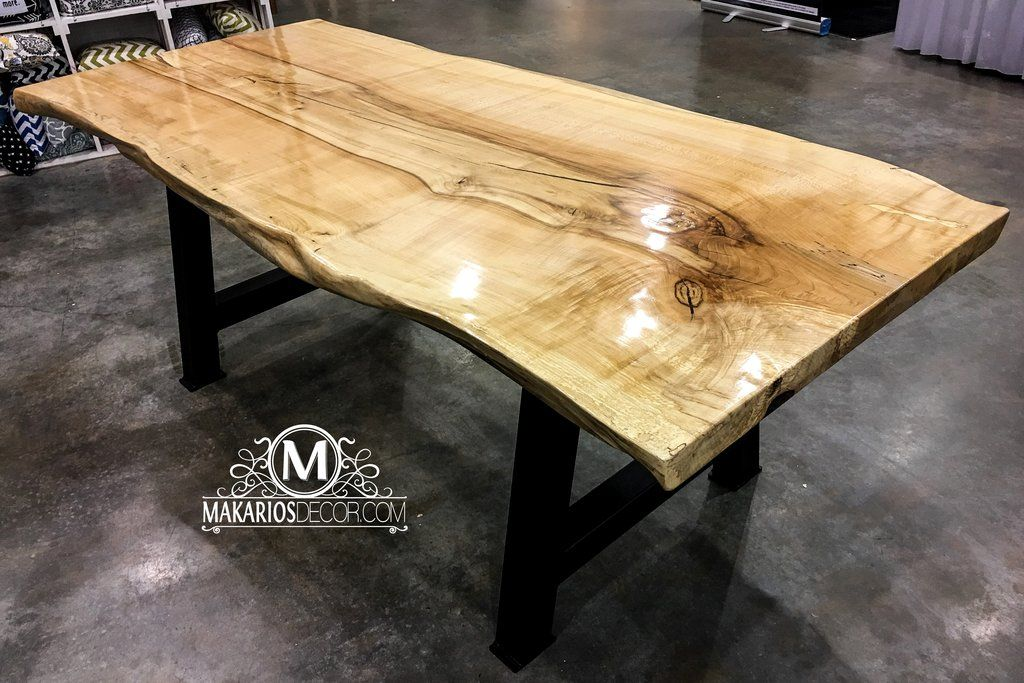 Tree Trunk Dining Table Slab Dining Tables Unique Wood