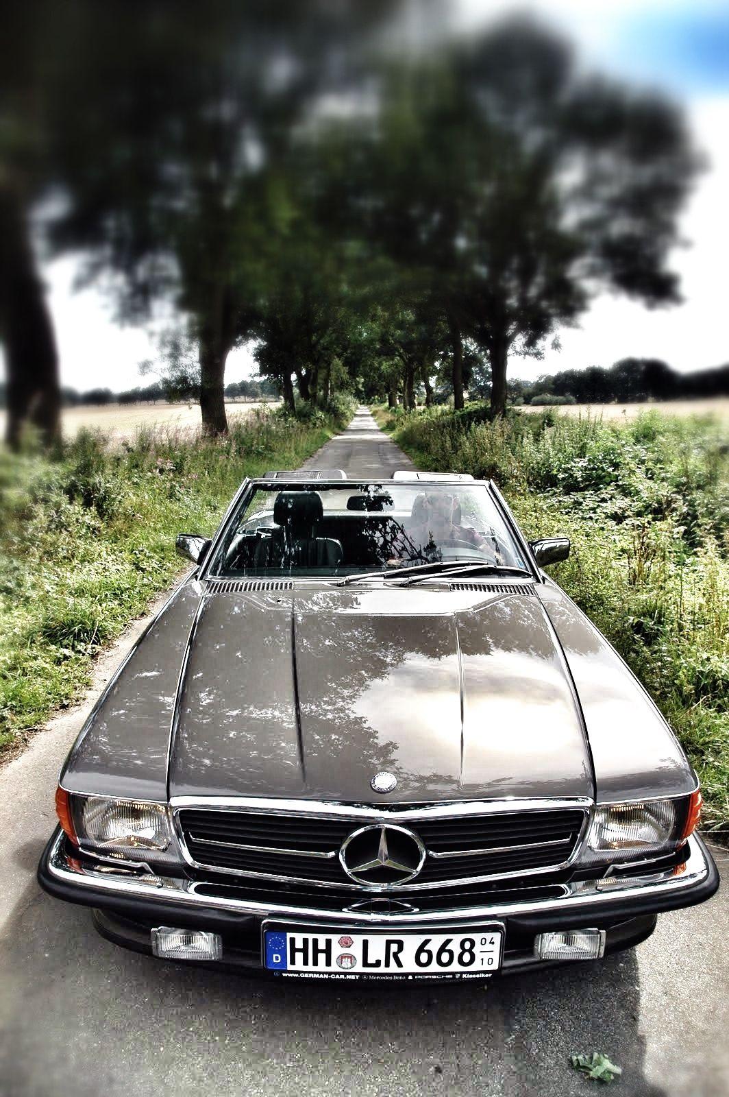 Mercedes benz sl r107 mercedesbenzofhuntvalley for Mercedes benz hunt valley