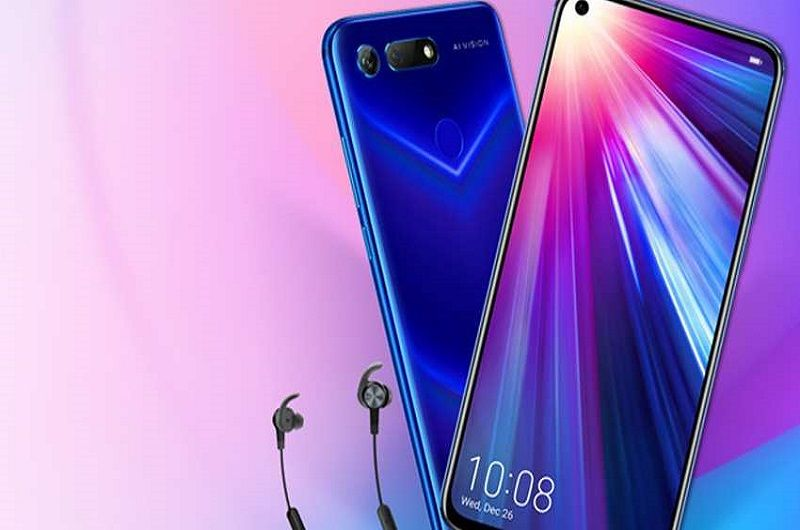 Honor View 20 With 48mp Camera Now Available Through My Jio And