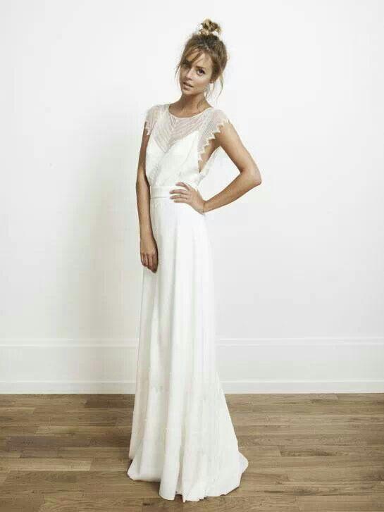 via vogue paris | novias | pinterest | vestidos de novia, boda y