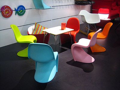 Superb Panton Junior Chair By Vitra BVerner Panton, The Panton Chair Has Always  Been A Favorite Of Children.