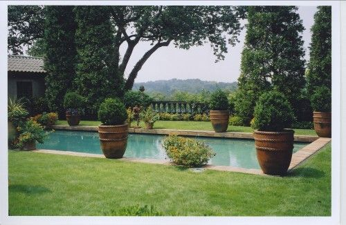 Birmingham,AL   Traditional   Pool   Birmingham   Troy Rhone Garden Design