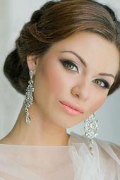 40 Natural Wedding Makeup Ideas 13 Dieses Bild hat 0 Repins. Autor:… –  40 Nat…