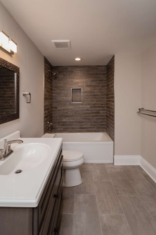 How Much Budget Bathroom Remodel You Need The Ultimate Guide To Frugal Bathroom Budgeting Home Decoration Guest Bathroom Renovation Budget Bathroom Remodel Bathroom Remodel Plans